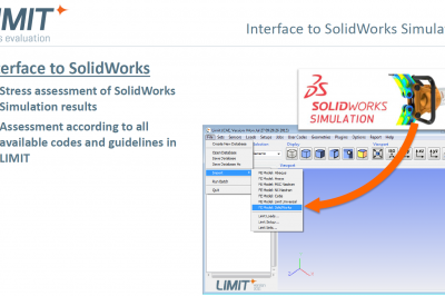 SOLIDWORKS Simulation Interface